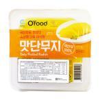 [冷蔵]『宗家』スライスたくあん(220g・半円形) ダンムジ たくあん おかず 惣菜 韓国おかず 韓国キムチ 韓国料理 韓国食品