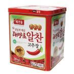 『ヘチャンドル』コチュジャン(14kg)業務用 ゴチュジャン 韓国調味料 韓国食材 韓国食品