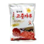 『林家』唐辛子粉|キムチ用・中粗挽き(中辛・1kg) 韓国調味料 韓国キムチ 韓国料理 韓国食材 韓国食品