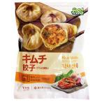 【冷凍】『名家』キムチ餃子(1kg・業務用) ギョーザ キムチ 餃子 業務用 大容量 加工食品 韓国料理