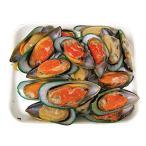 【冷凍】『海産物』パーナ貝|半皮付き(1kg)■ニュージーランド産 ムール 貝 お鍋 海鮮鍋
