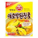 『オトギ』ズッキーニ味噌汁(36g=18g×2個)|エホバクテンジャンスープ 韓国スープ 韓国料理 韓国食品
