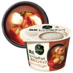 『bibigo 韓飯』レンジクッパ スンドゥブ(173.7g) ビビゴ レトルトクッパ 韓国料理 韓国食材 韓国食品