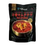 [冷凍]『自家製』豚肉キムチチゲ(500g・辛口) キムチ鍋 韓国家庭味 韓国スープ 韓国料理 韓国食品