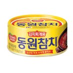 『東遠』野菜ツナ缶詰め(150g) ドンウォン おかず おつまみ 韓国料理 韓国食材 韓国食品 防災食 防災グッズ 非常食