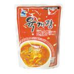 『ハウチョン』ユッケジャンスープ(570g・辛さ2) 韓国レトルト 韓国スープ