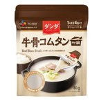『CJ』ダシダmy鍋 牛骨コムタン ポーション(20g×4個) my鍋 韓国調味料 韓国料理 韓国食材 韓国食品