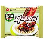 『農心』チャパゲティ|ジャジャン麺(140g×1個) ノンシム NONG SHIM 韓国ラーメン インスタントラーメン ジャージャー麺  ジャージャー麺