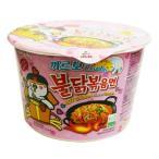 『三養』カルボプルタク炒めカップ麺(105g・425kcal) カルボナーラブルダッ サムヤン 韓国ラーメン カップ麺 インスタントラーメン