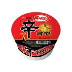 『農心』辛ラーメン カップ麺・大 [カップラーメン][大盛カップ][シンラーメン]