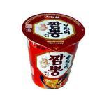 『農心』イカチャンポン カップ麺 | やや辛口(小・67g×1個) |オジンオチャンポン いか ちゃんぽん カップ麺  韓国ラーメン インスタントラーメン 韓国食品
