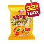 【まとめ買いがお得★1個当り123円】『オットギ』チーズラーメン(1BOX=111g×32個) インスタントラーメン 韓国ラーメン 韓国料理 韓国食品 非常食
