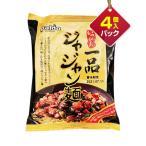 『Paldo』一品ジャジャン麺(200g×4個入りパック) ■1個当り157円 パルド 韓国ラーメン インスタントラーメン ジャージャー麺 チャジャン麺 ジャジャン麺