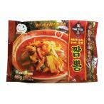 『ファミリーフーズ』王ソバン 北京ちゃんぽん(680g・辛口) ワンソバン北京チャンポン ラーメン 韓国料理