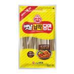 『ファミ』太い(平麺)春雨   平たい唐麺(1kg) チャップチェの麺 タンミョン チャプチェ 春雨 麺料理 韓国料理 韓国食品