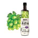 『CJ』プチジェル美酢(ミチョ)マスカット味 900ml [飲むお酢][健康飲料][韓国飲み物]
