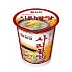 Yahoo! Yahoo!ショッピング(ヤフー ショッピング)【訳あり★お得価格】『農心』サリコムタ麺(カップ・小)