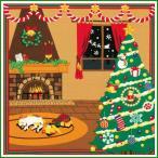 三毛猫みけの夢日記 小ふろしき みけのクリスマス 12月 38-054012|b03