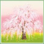 綿小ふろしき 中巾 春 33-054411|b03