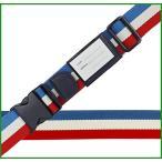 スーツケースベルト ワンタッチベルト 国旗柄 フランス|b03
