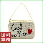 雑誌付録 CECIL Mc BEE(セシルマクビー) レモンカラー3WAYポーチ レディース 可愛い ミニバッグ クラッチ サブバッグ