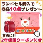ショッピングケアベア (広告商品)Care Bears ケアベア 巾着袋 給食袋 可愛い 顔アップ ピンク