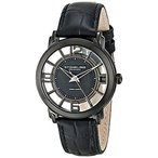 ショッピング円高還元 海外セレクション 腕時計 Stuhrling レディース 360L 12551 レディース Winchester アナログ スイス クォーツ ブラック 腕時計