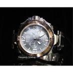 ショッピング円高還元 インヴィクタ 腕時計 Invicta 80704 Reserve Excursion スイス クォーツ クロノグラフ ブラック MOP ダイヤル SS メンズ 腕時計