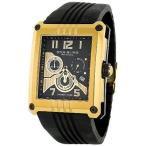 ショッピング円高還元 海外セレクション 腕時計 Stuhrling Original 269 332C630 メンズ Madman L.E. スイス クロノグラフ ブラック ダイヤル 腕時計