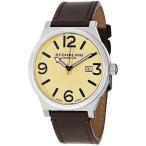 ショッピング円高還元 ストゥーリングオリジナル 腕時計 Stuhrling Original 454 3315K15 Leisure Eagle Osprey スイス クォーツ Date メンズ 腕時計