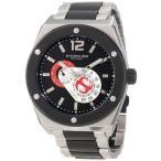 ショッピング円高還元 海外セレクション 腕時計 Stuhrling Original 281B 332D264 メンズ Leisure Gen-X Esprit D'vie オートマチック ブラック
