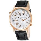 ショッピング円高還元 ストゥーリングオリジナル 腕時計 Stuhrling 343 33452 ステンレス スチール ケース スチール ブレスレット メンズ & レディース 腕時計
