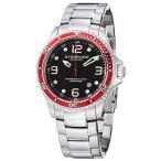 ショッピング円高還元 ストゥーリングオリジナル 腕時計 Stuhrling Original 593 332TT11 メンズ アクアダイバー Grand Regatta スイス クォーツ 腕時計