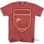 海外ドラマ コミックス 映画 Tシャツ トップス シャツ RDGLDGRN レッド ゴールド グリーン Eagle Shield ライセンス アダルト Tシャツ S-XXL