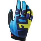 カー用品オフロードグッズ フォックス レーシング Fox Racing 2015 ユース Dirtpaw Race / Vandal グローブ モトクロス MX Atv Bmx オフロード Yellow / Blue