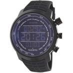 腕時計 スント Suunto メンズ Eleメンズtum SS016979000 ブラック ラバー クォーツ 腕時計