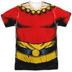 Tシャツ フラッシュゴードン Flash Gordon Costume Sublimation Licensed Adult T Shirt