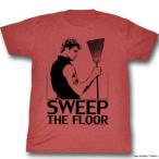 ベスト キッド メンズ Tシャツ Karate Kid Sweep Officially Licensed Adult Lightweight Shirt S-XXL画像
