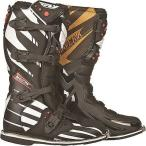 Yahoo!パンダストアカー用品オフロードグッズ フライ レーシング Fly レーシング Maverik F4 アダルト ユース ブラック ライディング ブーツ ATV/MX オフロード メンズ/キッズ