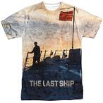 ザ ラストシップ Tシャツ トップス シャツ The Last Ship Searching TNT ライセンス アダルト Tシャツ S-3XL