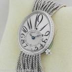 腕時計 ブレゲ Breguet Reine de Naples オートマチック ダイヤモンド ホワイト ゴールド B&P 8918bb Ret: $55,700