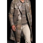 コート ジャケット Maison Martin Margiela 2100MAISON MARTIN MARGIELA RUNWAY Trench Coat IT-54 US-44 ITALY