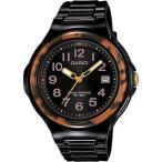 腕時計 カシオ Casio LXS700H-1B レディース ソーラー ブラック レジン バンド べっ甲調 ベゼル アナログ 腕時計