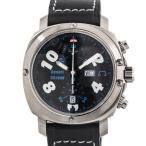 アノーニモ 腕時計 Anonimo Desert クロノグラフ Auto スチール 43ミリ Day Date ストラップ メンズ 腕時計 2005 Desert