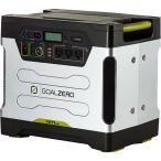 フラッシュライト ゴールゼロ Goal Zero Yeti 1250 ソーラー Generator Kit