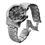 モンテグラッパ 腕時計 Montegrappa メンズ NeroUno スケルトン ダイヤル オートマチック ステンレス スチール 腕時計 IDNUWSBB