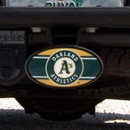 Great American Products ベースボール MLB 野球 アメリカ USA 全米 Oakland アスレチックス プラスチック Oval Hitch Cover