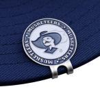 カレッジ NCAA チームゴルフ Xavier Musketeers Ball Markers & Hat Clip Set