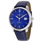 ショッピング円高還元 ユリスナルダン 腕時計 Ulysse Nardin San Marco クラシコ ブルー ダイヤル オートマチック メンズ 腕時計 8153-111-2-E3