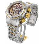インビクタ Reserve 13663 Bolt Zeus スイス Dubois Depraz 14K ゴールド Cables メンズ 腕時計